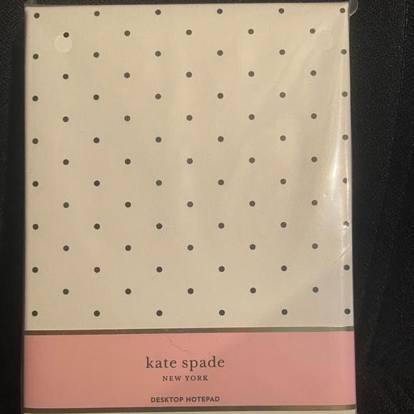 Kate Spade Desktop Notepad